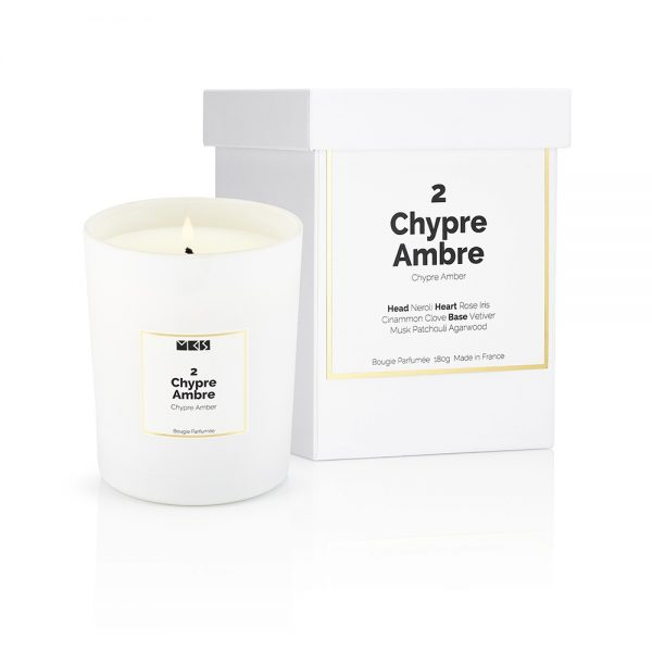 MKS Candle Chypre Ambre #2