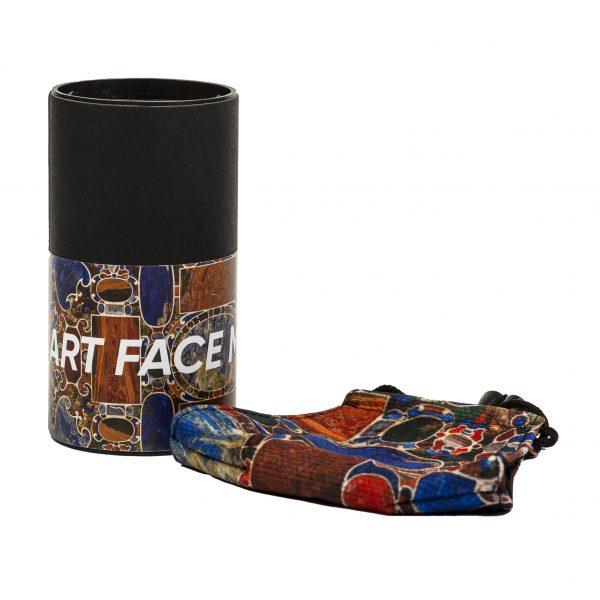 Art Face Mask Medici Tabletop box