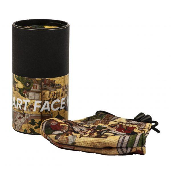 Art Face Mask Namban Screen box