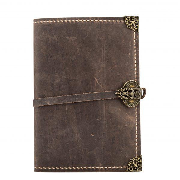 Leather Travel Journal. Bortoletti