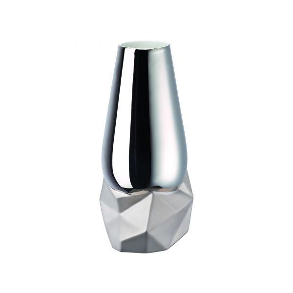 Geode vase platin, Rosenthal