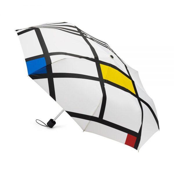 Mondrian Mini Umbrella, MoMA