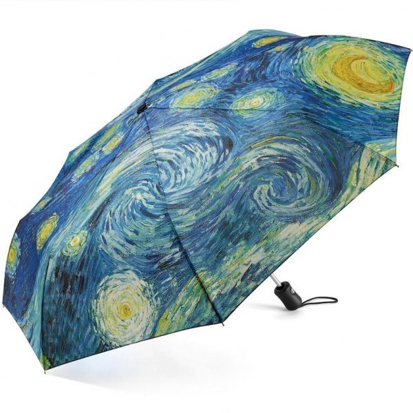 Starry night umbrella, MoMA
