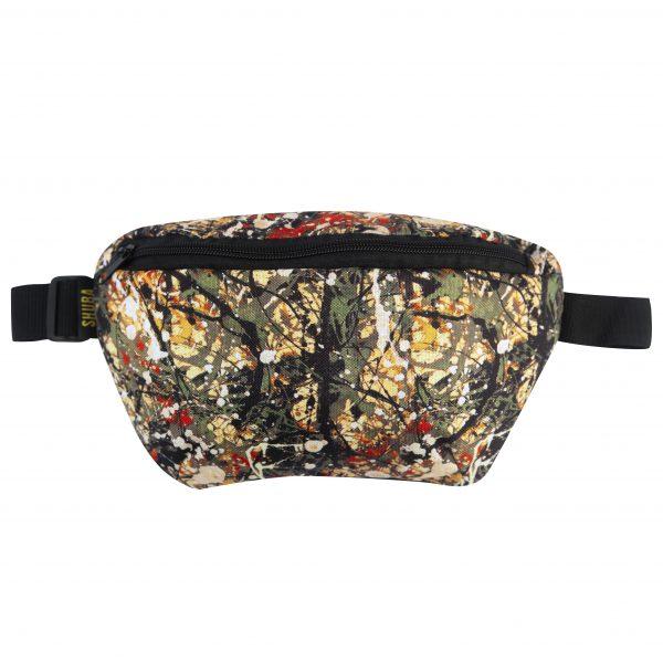 Art Bag Belt Jackson Pollock Number 8