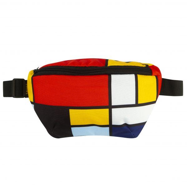 Art Bag Belt Piet Mondrian