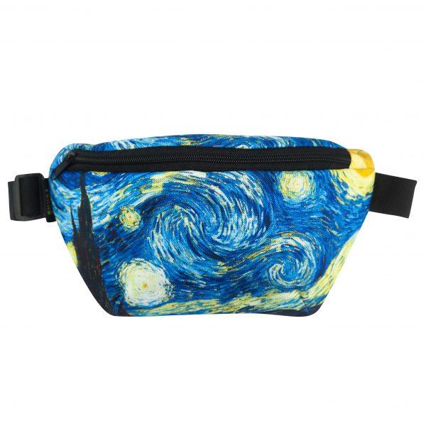 Art Bag Belt The Starry Night