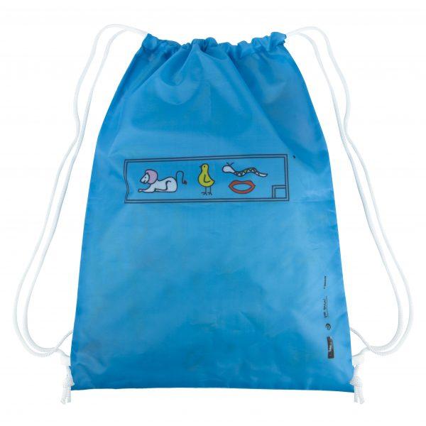 Backpack Hieroglyphs