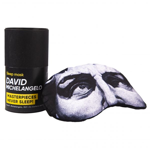 Sleep Mask David Michelangelo