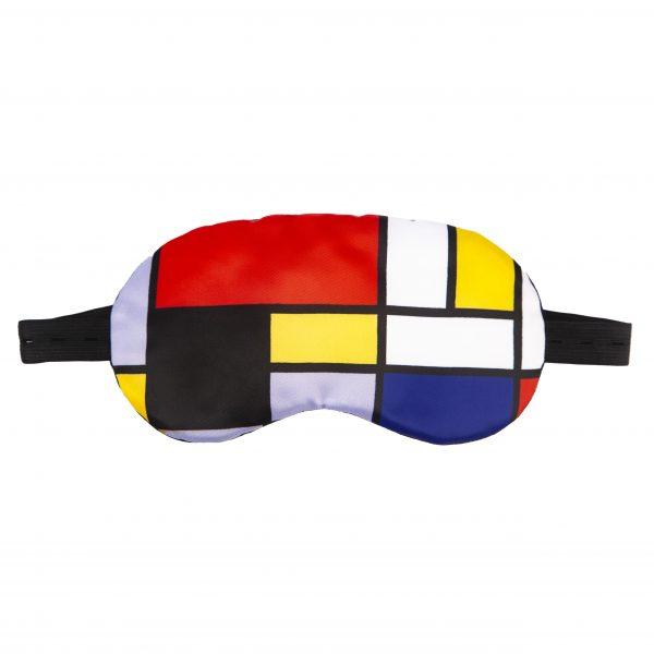 Sleep Mask Piet Mondrian