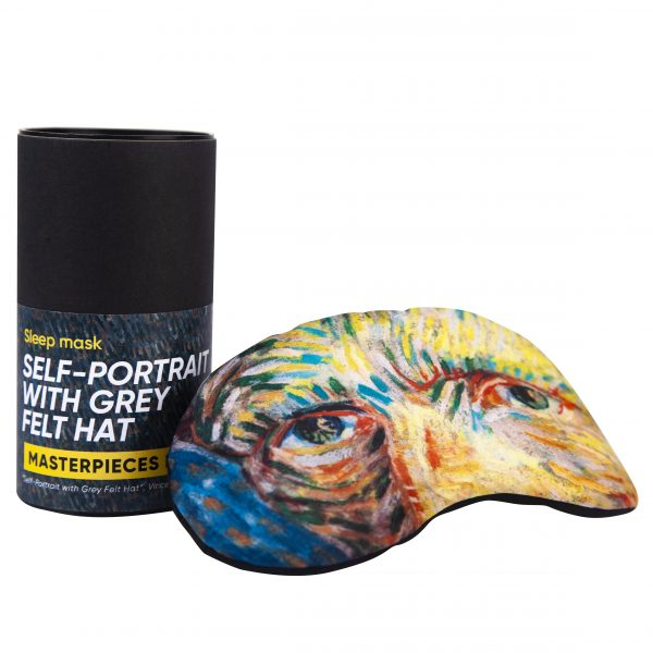 Sleep Mask Van Gogh Self-Portrait