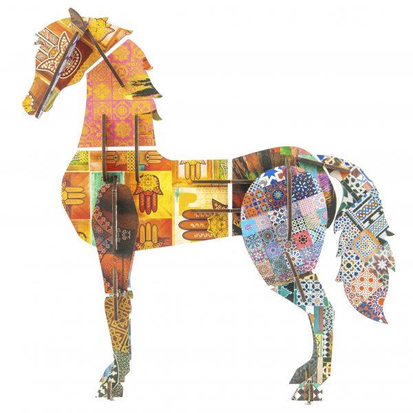 Puzzle Arabian Horse