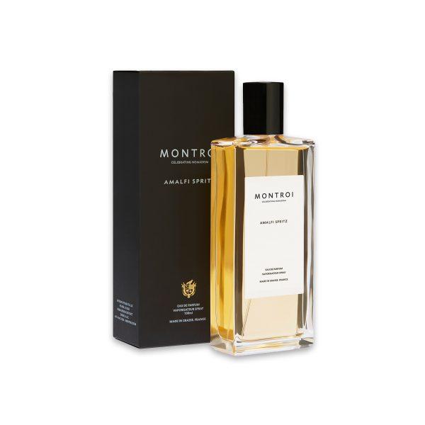 Montroi perfume. Amalfi Spritz