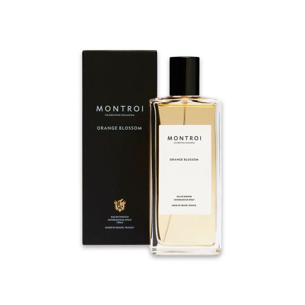 Montroi perfume. Orange Blossom