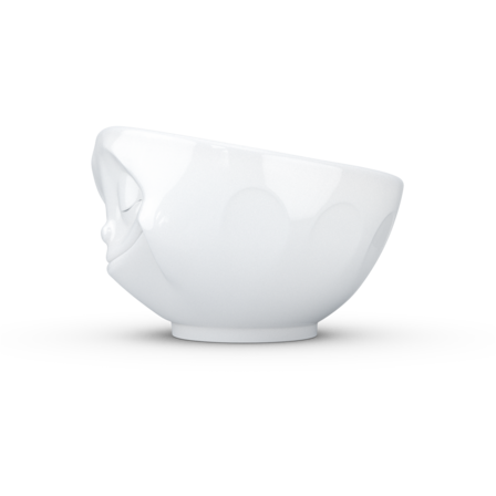 Bowl Happy white 1000 ml