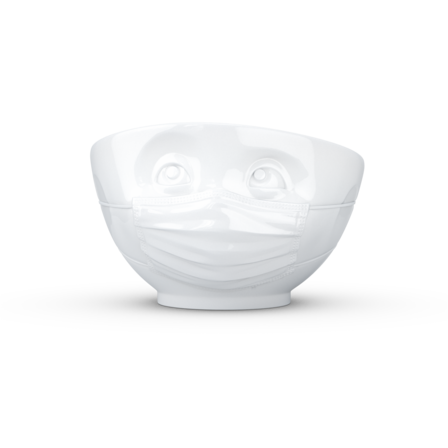 Bowl Hopeful white, 500 ml