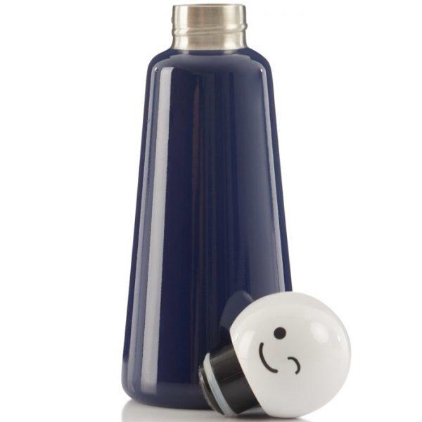 Lund Skittle Bottle Indigo and white wink 500 ml