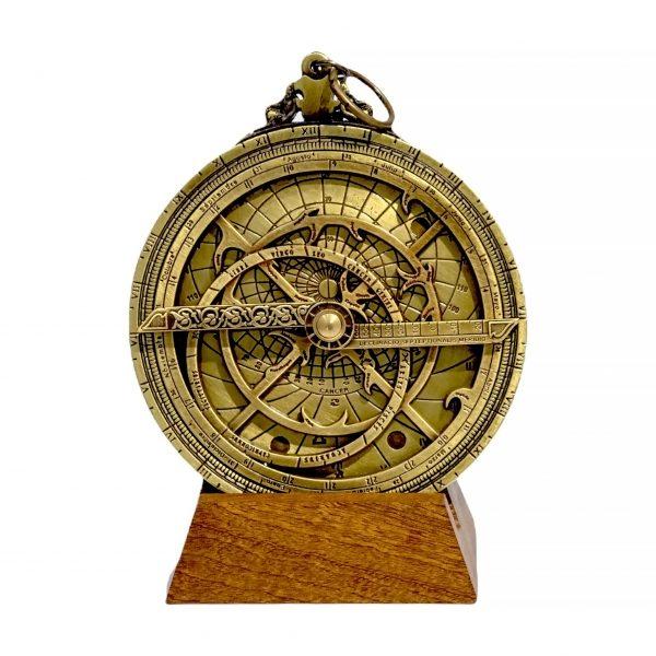 Planispherical Astrolabe