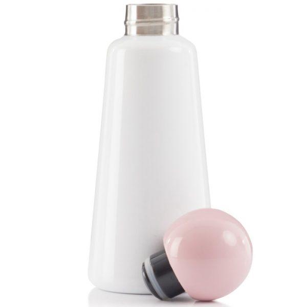 LUND Skittle Bottle White and Pink 500 ml